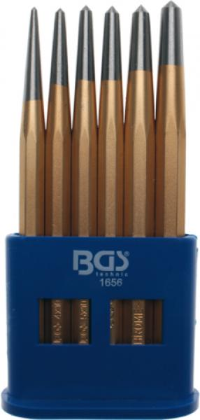 Set 6 punctatoare BGS Technic (B1656)
