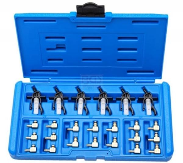 Set adaptoare tester debit injectoare common rail B.G.S Technics(B8103)