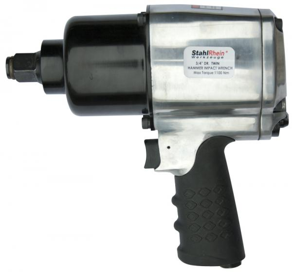 "Pistol pneumatic 3/4"" 5000 rpm. 6 bar.putere-1100 Nm StahlRhein (S XQT21)"
